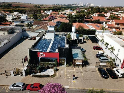 Energia Solar Comercial 1