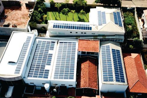 Energia Solar Industrial 1