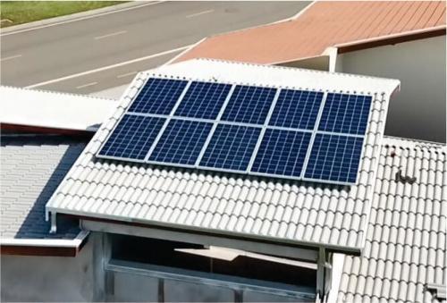 Energia Solar Residencial 1
