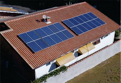 Energia Solar Residencial 12
