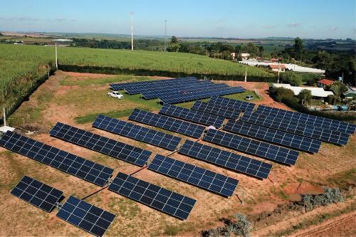 Energia Solar Rural 1