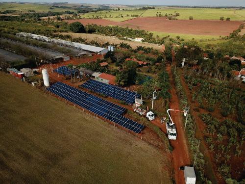 Energia Solar Rural 4